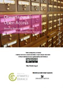 Open Access. Otwarta Nauka