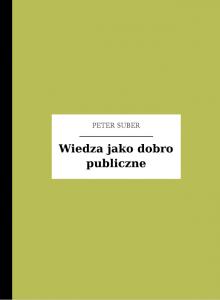 Wiedza jako dobro publiczne